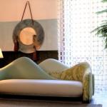canapé de décoration par Atelier Dégut sur Lyon 3
